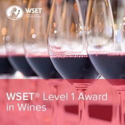 WSET L1 Wein